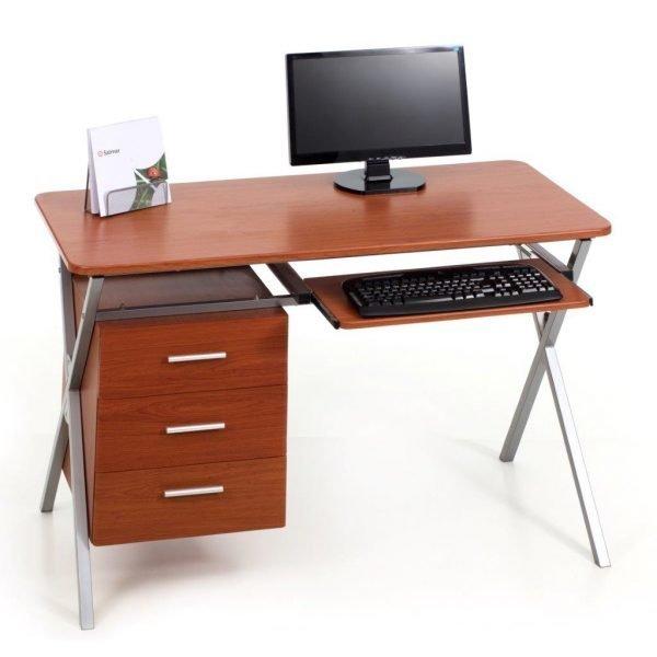 scrivania folder ciliegio